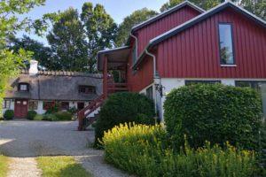 BB hotel Albertine er perfekt til haveelskere!albertine-for-garden-lovers