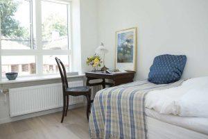 Skønne soveværeser hos BB Hotel Albertine
